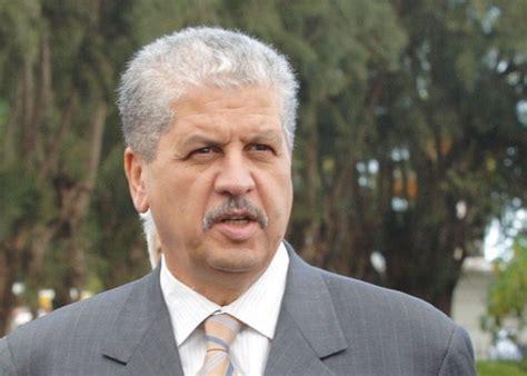alg 233 rie le premier ministre confirme le projet d exploitation du gaz de schiste