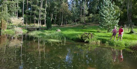 chalet dans le morvan randonn 233 es cing et paysages etang de la fougeraie dans la ni 232 vre en bourgogne au coeur