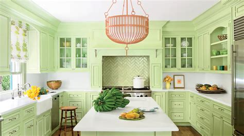 Using Color In The Kitchen