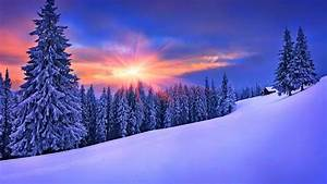 Winter, Nature, Wallpapers