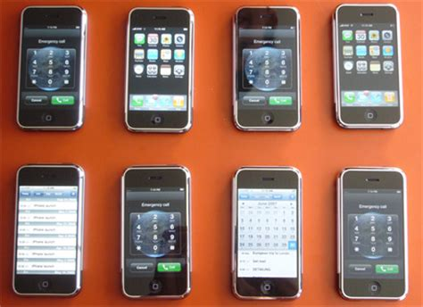 how many iphones are there how many iphones did engadget snag