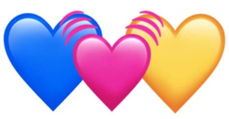 What Do The Different Colored Emoji Hearts Mean Reference