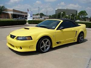 2001 FORD MUSTANG GT SALEEN CONVERTIBLE | Ford Mustang