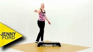 Step Aerobics Basic W3 Combos Fitness Cardio Workout
