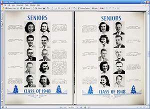 Nice Yearbook Dedication Page Template Images