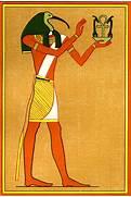 Thoth Egyptian God Wallpaper