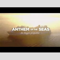 Anthem Of Seas Reviews The Bloggers Perspective  Youtube