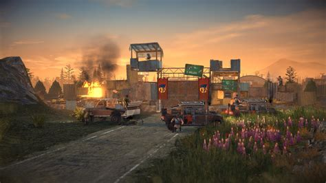 Surviving The Aftermath Arrives On Steam With A Big New