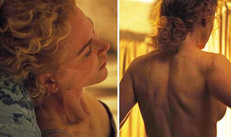 Nicole Kidman Strips With Colin Farrell Horrifying New Movie Films Entertainment Express Co Uk