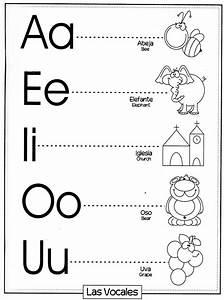 Diferentes Letras Vocales Y Abecedarios Para Imprimir Y Colorear Colorear Imgenes