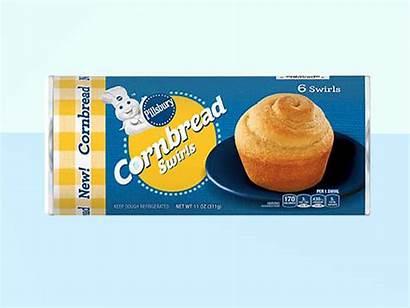 Pillsbury Cornbread Swirls Southern Cooking