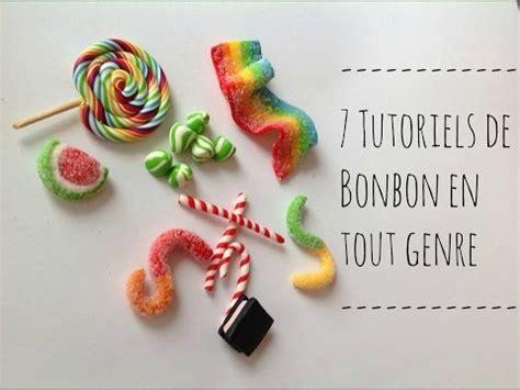 tuto bonbon pate fimo tuto 7 tutoriels de bonbons en tout genre