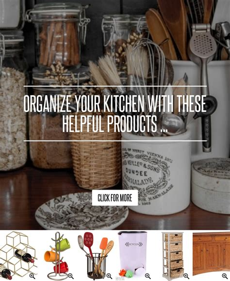 kitchen organizing products organize your kitchen with these helpful products diy 2384