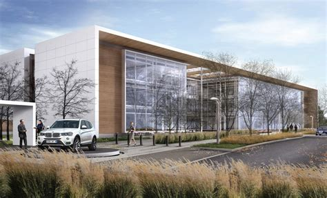 New Central Office Building For International Automotive