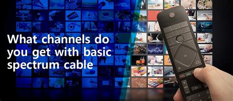 The app features a channel guide that helps you find and. What channels do you get with basic spectrum cable?   Local Cable Deals