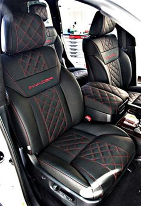 Recaro Bucket Seats Wrapped In Black Nappa Leather With
