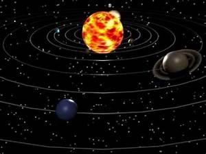 Blender: Solar System Animation - YouTube