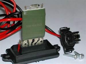 Renault Scenic Heater Resistor Wiring Diagram
