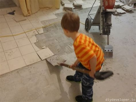 amazing removing asbestos floor tiles tile removal
