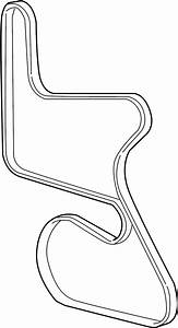 Chevrolet Equinox Serpentine Belt