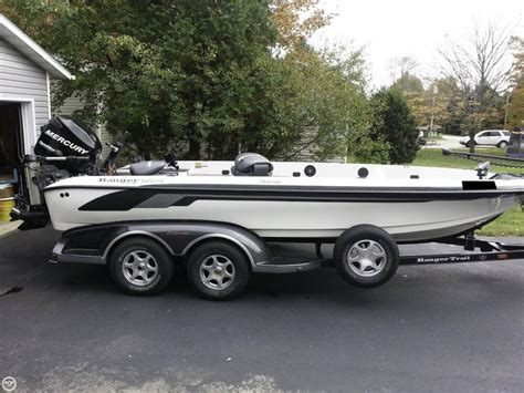 Ranger Bass Boats by 2003 Used Ranger Boats 620 T Bass Boat For Sale 31 000