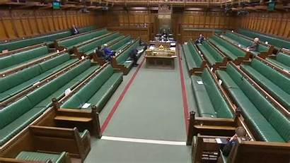 Commons Order Brexit Bang Parliament Empty Finishes