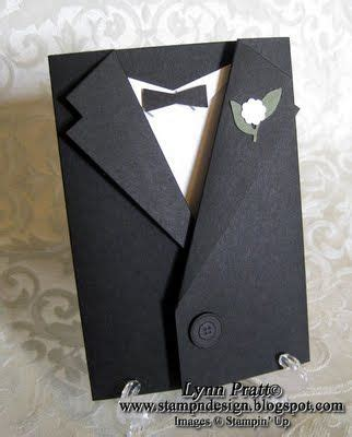 stampin  masculine card  lynn p follow