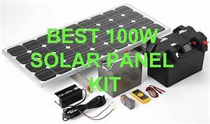 100 Watt Solar Panel Disconnect Wiring Diagram