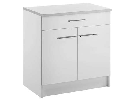 elements de cuisine conforama element haut cuisine conforama 9 meuble bas 80 cm 2 portes 1 tiroir spoon shiny blanc evtod