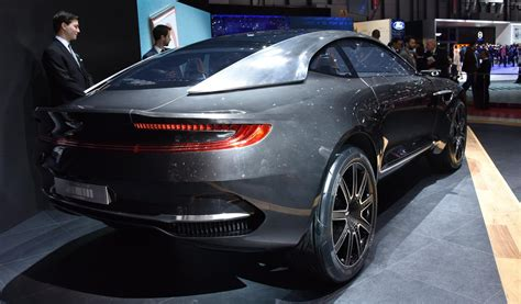 Aston Martin Dbx Crossover May Be Built In The Usa