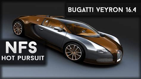 1838 kg (4052 lbs) the bugatti veyron super sport is the fastest veyron that bugatti has ever made. Bugatti Veyron 16.4 Grand Sport - Need For Speed Hot ...