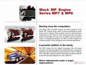 Mack Truck Pdf Operator U0026 39 S Manual Cd