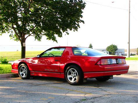 Chevrolet Camaro Over The Years