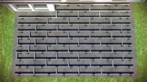 überdachung terrasse alu holz terrassenbau mit alu systemprofil tutorial