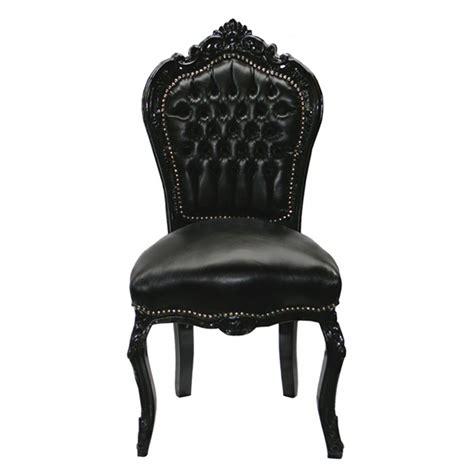 chaise salle a manger baroque ensemble table et chaise salle a manger pas cher