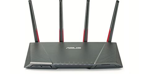 wlan router test test asus xdsl wlan router dsl ac68vg mit telefonie c t
