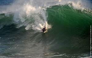 Pacific Storm Brings High Surf To Southern California