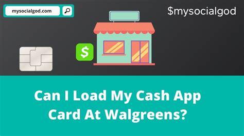 Can i use a credit card on cash app. Can I Load My Cash App Card At Walgreens? • MySocialGod
