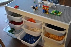 Rangement Jouet Ikea : rangement lego le guide ultime 50 id es et astuces ~ Melissatoandfro.com Idées de Décoration