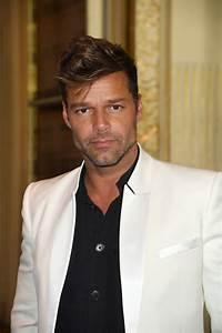 Ricky Martin At The Balmain Menswear Show Tom Lorenzo