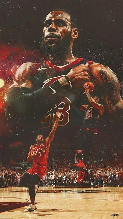 Lebron James King Wallpapers Basketball Cavs Nba