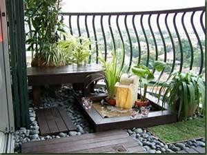 Bodenbelag Balkon Holz : coole ideen f r balkon pflanzen einen garten auf balkon gestalten ~ Sanjose-hotels-ca.com Haus und Dekorationen