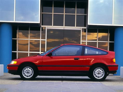 Honda Crx 1988 Mad 4 Wheels