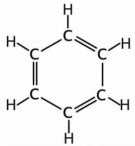 File Benzene Structural Diagram Svg