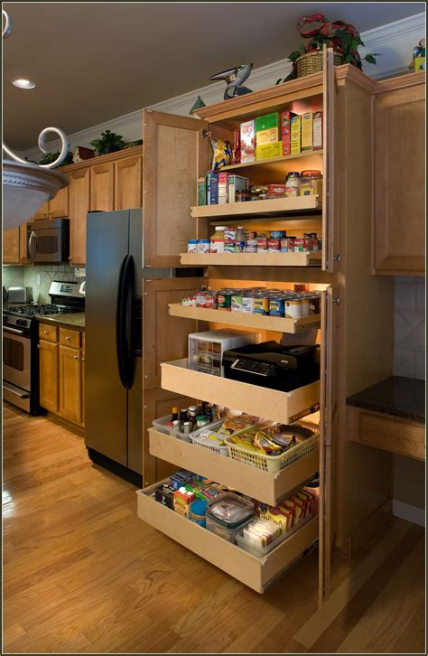 pantry cabinet with pull out shelves narrow pull out pantry cabinet how to install pull out