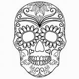 Skeleton Coloring Pirate Pages Getdrawings sketch template