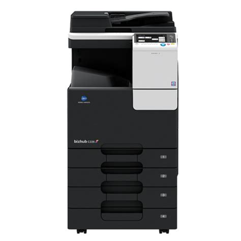 Última tecnologia de impressão mobile. Konica Minolta C227 Multifunction Printer, Rs 155000 /unit Digital Imaging Office Solutions   ID ...