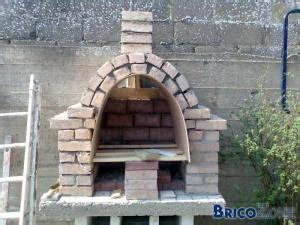 fabriquer barbecue en briques
