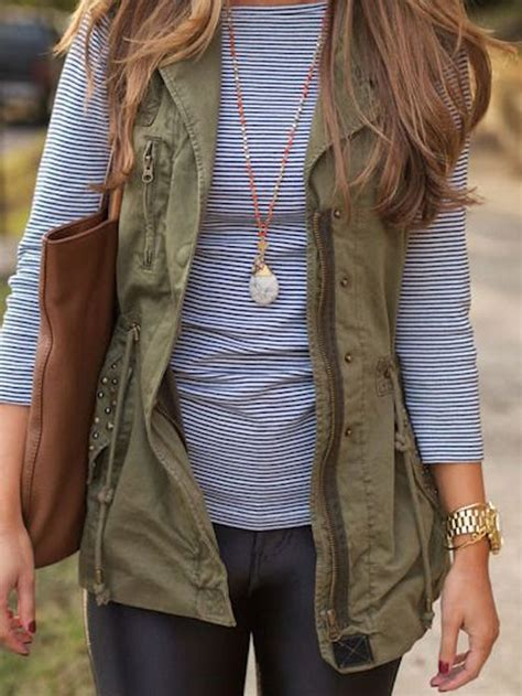 The Army Green Jacket For Fall Omg Lifestyle Blog