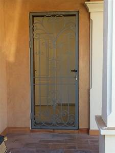 Protection Porte Entree Protection Porte Entr E Fer Forge Superb - Protection porte d entrée
